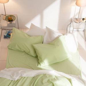 ボックスシーツ(セミダブル120cm×200cm×30cm) Solid(ソリッド)  bed