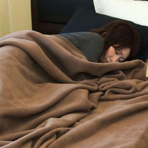オリジナルふんわり綿毛布ダブル |bed