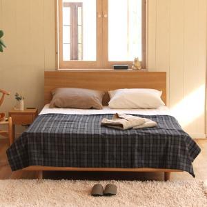 ベッドスプレッド(Lサイズ240×270cm) Buio(ブイオ) |bed