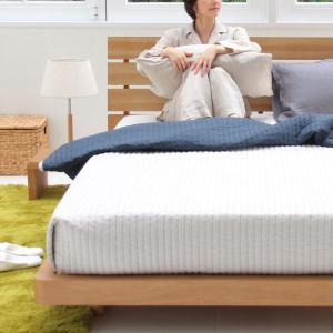 Solid(ソリッド) ベッドスプレッド(ベッドカバー) Mサイズ(200×200cm) |bed