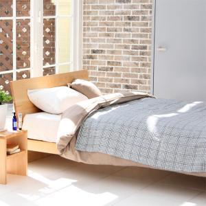 ベッドスプレッド(Mサイズ180×270cm) ミヌート |bed