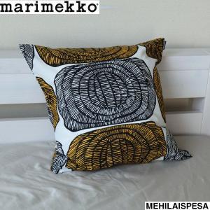マリメッコ marimekko クッションカバー(50×50cm) MEHILAISPESA(メヒライスペサ)|bed