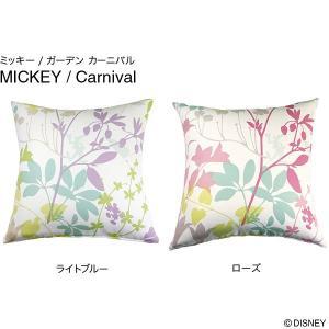 クッションカバー ミッキー カーニバル(45×45cm) |bed