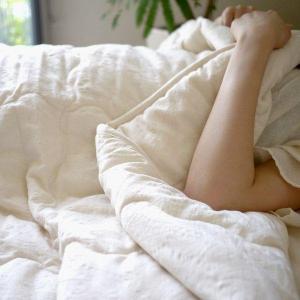 肌掛け布団 オーガニックコットン|bed