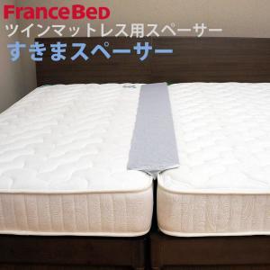 すきまパッド スキマパッド 隙間パッド すきまスペーサー ツインベッド用 フランスベッド