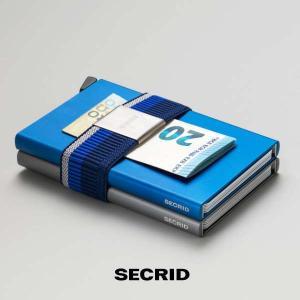 SECRID セクリッド カードプロテクター Cardprotector カードケース メンズ財布 ...