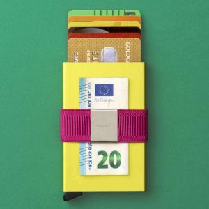 SECRID セクリッド マネーバンド Moneyband カードスライド カードプロテクター