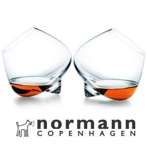 北欧ブランドnormann COPENHAGEN ノーマン・コペンハーゲンのコニャックグラスです。 ...