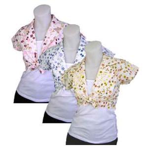 ちびシャツ+キャミソールw271018【S】5号 小さいサイズ・レディース|bee-fit