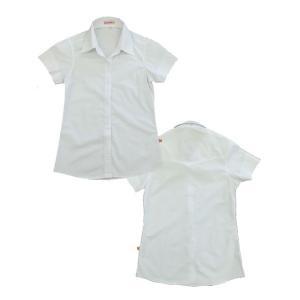 半袖開襟シャツw272460【S】5号 小さいサイズ・レディース|bee-fit|04