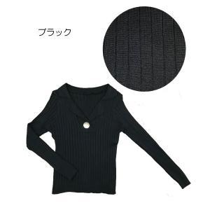 小さいサイズの ジャケット風 長袖カットソー w272480 【S】5号|bee-fit|02