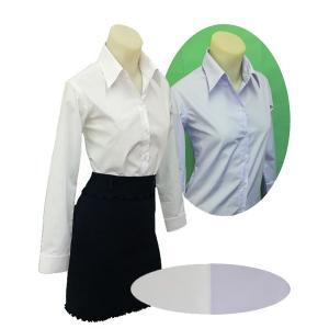 オフィスでの定番アイテム! シンプルデザインが好印象 小さいサイズの 長袖 シャツ w272501 【S】5号|bee-fit