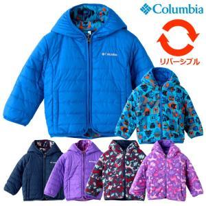 コロンビア ジャケット アウター ダウン キッズ 子供 リバーシブル SC5505 スキー 男の子 女の子|bee8