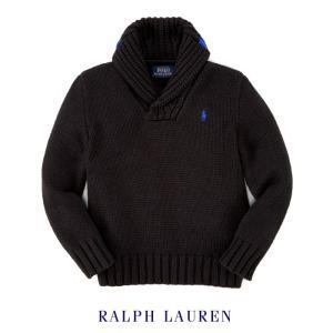 ラルフローレン セーター 長袖 ウール コットン ニット 男の子 子供 子供服|bee8