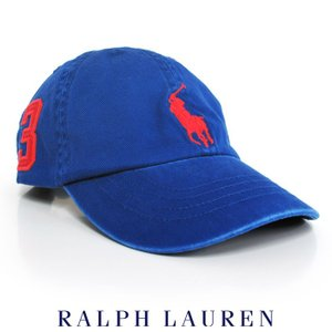 ラルフローレン 帽子 キャップ キッズ 子供 男の子 子供服 ビックポニー