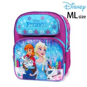 ディズニー アナと雪の女王 リュック ML キッズ 女の子 子供 エルサ アナ バックパック|bee8
