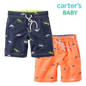 カーターズ 水着 男の子 パンツ ベビー 子供 子供服 子供用水着 サーフ トランクス プール スイミング|bee8