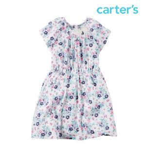 カーターズ ワンピース 半袖 キッズ 女の子 子供 子供服 サマーワンピ ドレス|bee8