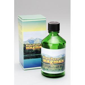 ハイパワーマグマン110g/高濃縮タイプ水溶性植物ミネラル栄養補助食品|beeluck2007