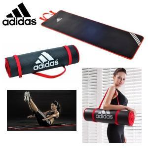 49e9acaf36e2a3 adidas/アディダス トレーニング トレーニング用 マット ADMT-12235 エクササイズマット フィットネスマット ヨガマット