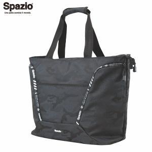 SPAZIO/スパッツィオ BG-0103 02 ブラック カモフラトートバッグ バッグ