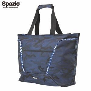 SPAZIO/スパッツィオ BG-0103 21 ネイビー カモフラトートバッグ バッグ