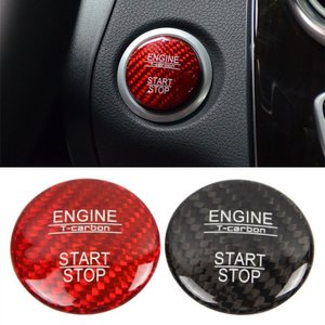 ベンツ エンジン スタート ボタン カバー 全2色 カーボン製 A B C E GLC GLE GL...