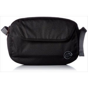 マムート(MAMMUT) 2530-00091 チェストバッグ Add-on chest bag 4L 0001 black beethree
