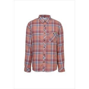 セール(SALE)処分!! PH552LS16-RD (メンズ)(フェニックス)Phenix アウトドア長袖シャツ Solda Check Shirts (長袖シャツ)|beethree