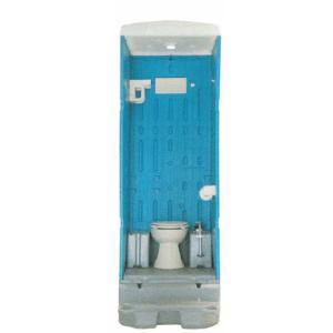 仮設トイレ 簡易水洗フットポンプ式GX−wqp (洋式 汲み取り式)|beever