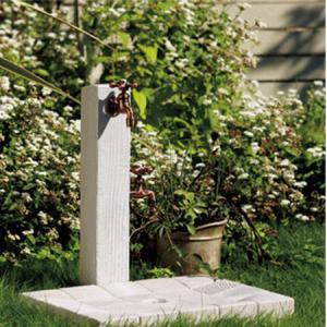 水栓柱 立水栓セット 【ウォータービュー】コボクポール+コボクパンカラ-(シラチャ)(※蛇口別売) beever