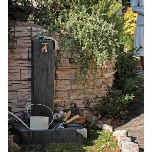 水栓柱 立水栓セット 【ライフスタイル】立水栓セット ランバータイプ(補助蛇口仕様) beever