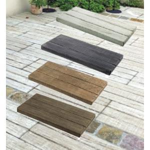 コンクリート製枕木 ヴィンテージウッドベイブ30x30 3枚セット|beever