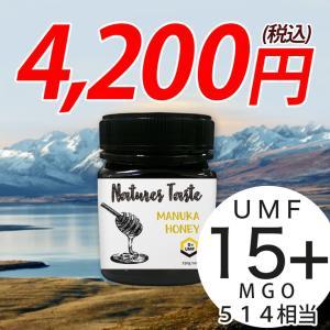 マヌカハニー 1個 UMF15+ 本格ニュージーランド産マヌカハニー 250g マヌカはちみつ