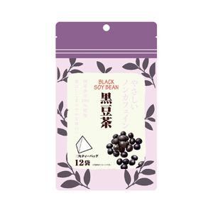 やさしいノンカフェイン  黒豆茶 12袋