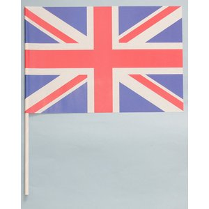 紙手旗・イギリス国旗|begifttuziyosi