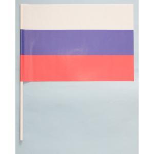 紙手旗・ロシア国旗|begifttuziyosi