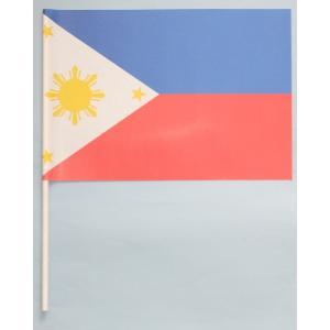 紙手旗・フィリピン国旗|begifttuziyosi