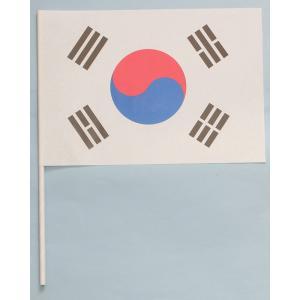 紙手旗・韓国国旗|begifttuziyosi