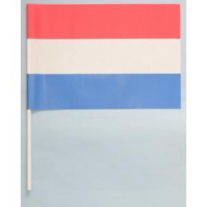 紙手旗・オランダ国旗|begifttuziyosi