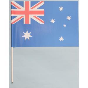 紙手旗・オーストラリア国旗|begifttuziyosi