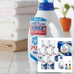 送料無料 2021年 人気液体洗剤ギフト P&G アリエールイオンパワージェル アルファ PGAS-50X 内祝 出産内祝 結婚内祝 快気祝  お返し begifttuziyosi