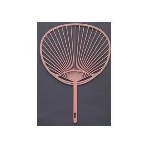 うちわ骨 40 ピンク レギュラーサイズ 団扇 手作り|begifttuziyosi