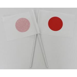 日の丸紙手旗(片面印刷) 純白ロール紙 A5サイズ begifttuziyosi