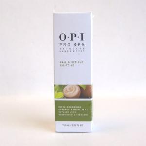 OPI プロスパ ネイル&キューティクルオイル トゥゴー 7.5ml|behatu