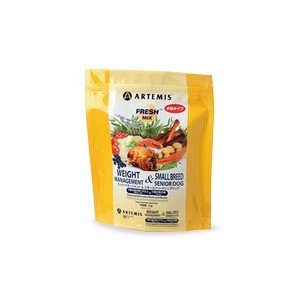 アーテミス フレッシュミックス ウェイトマネージメント&スモールシニアドッグ 6kg|behatu