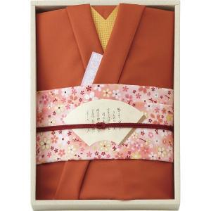 彩美 きもの姿 ふろしき・小ふろしきセット朱(別倉庫発送)|behatu
