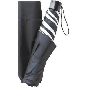 UV晴雨兼用 大寸耐風式軽量ミニ傘ブラック(別倉庫発送)|behatu