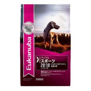 ユーカヌバ プレミアムスポーツ ジョギング&アジリティ 2.7kg 成犬用 全犬種用 1歳以上|behatu