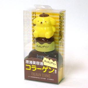 ジャパンギャルズ ポムポムプリン エッセンス コラーゲン 30ml|behatu